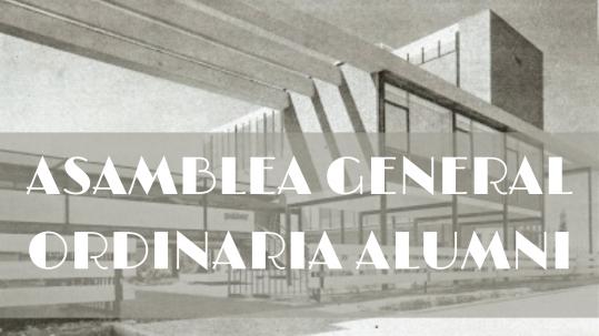 CONVOCATORIA DE LA ASAMBLEA GENERAL ORDINARIA